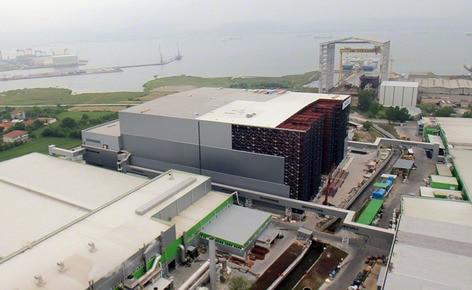 A Mecalux constrói um dos maiores armazéns automáticos autoportantes da Europa