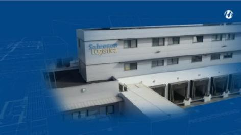 Salvesen, Centro logístico semiautomatizado a temperatura controlada