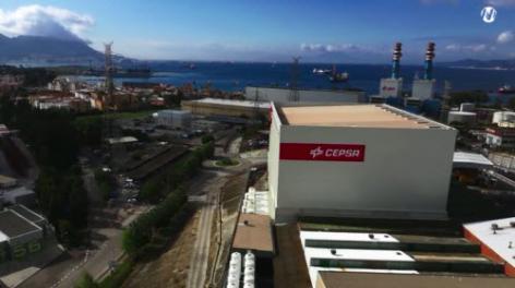 Mecalux construiu um armazém automático autoportante com mais de 4.500 m² para Cepsa