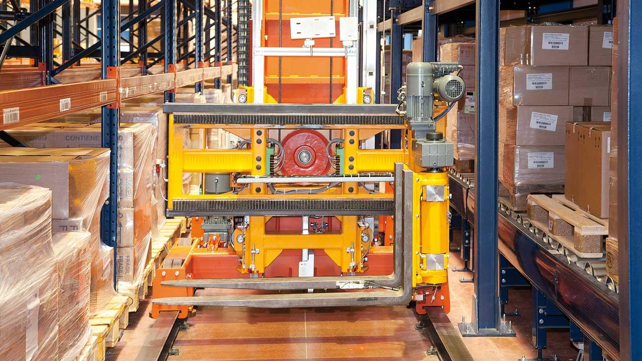 Armazéns automáticos: Disalfarm