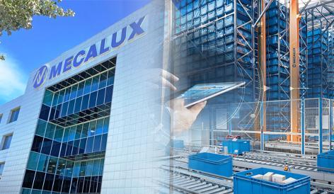 Presentação corporativa Mecalux - Vanguarda da indústria