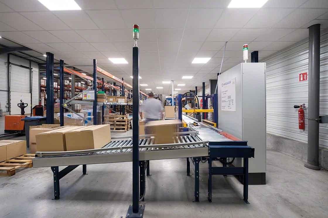 A automatização de processos é favorável para a logística verde