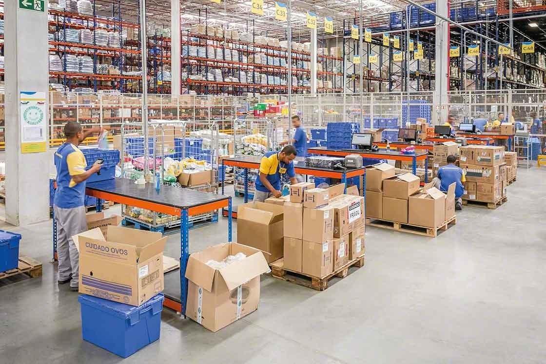 Uma preparação de pedidos eficaz é uma solução favorável para a logística ambiental