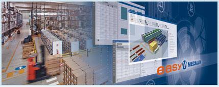 Soluções de software que otimizam seu armazém