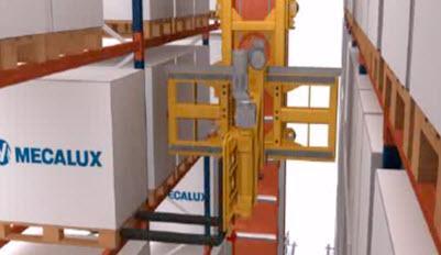 Automatizar estantes convencionais sem modificar o seu armazém