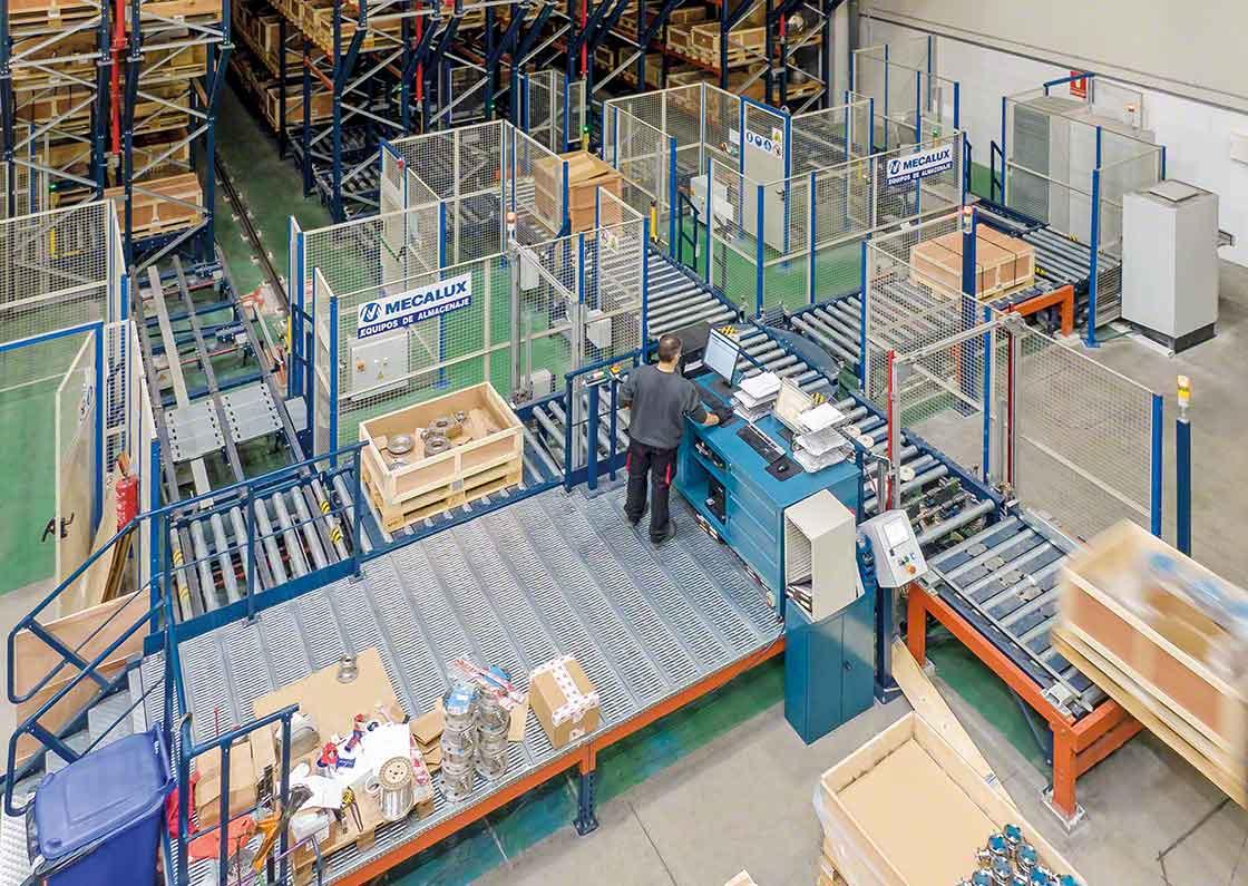 O fornecedor de WMS deve ter experiência na integração de sistemas no armazém