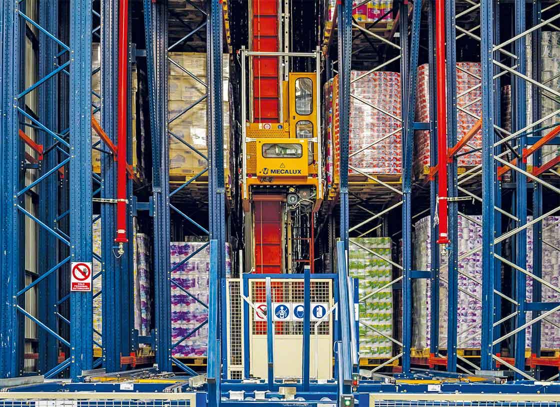 A gestão dos equipamentos de movimentação é uma área de trabalho importante em logística de armazenagem