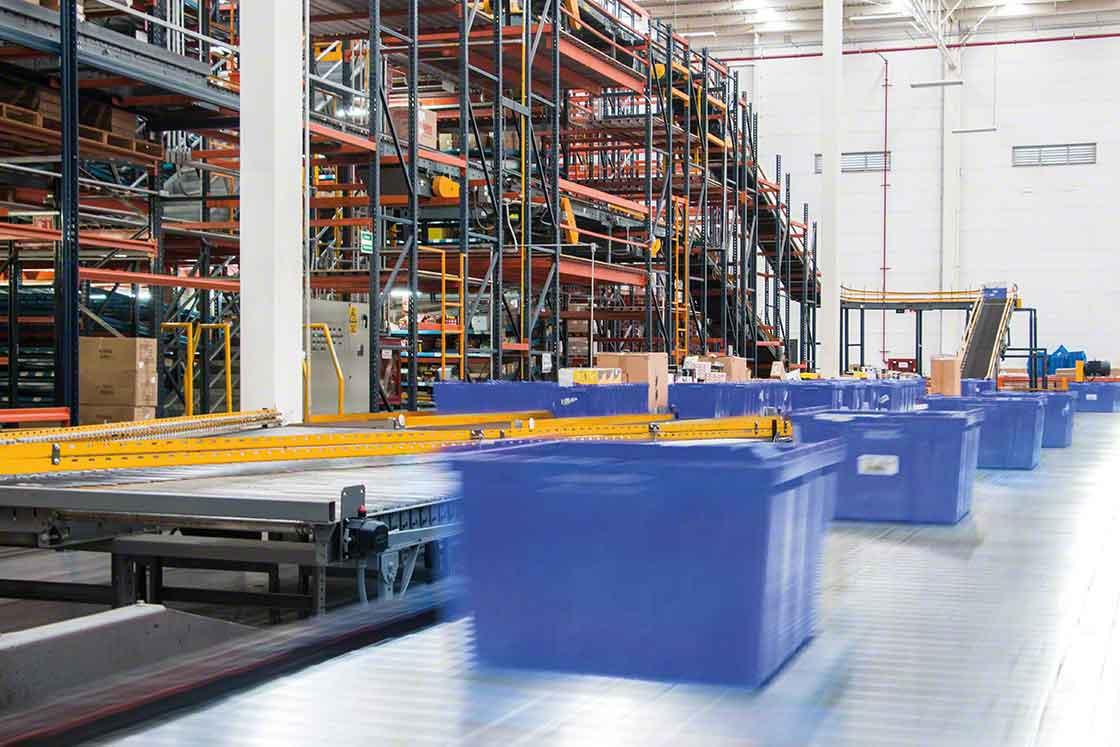 O movimento de cargas pequenas complica a gestão da last mile  logística