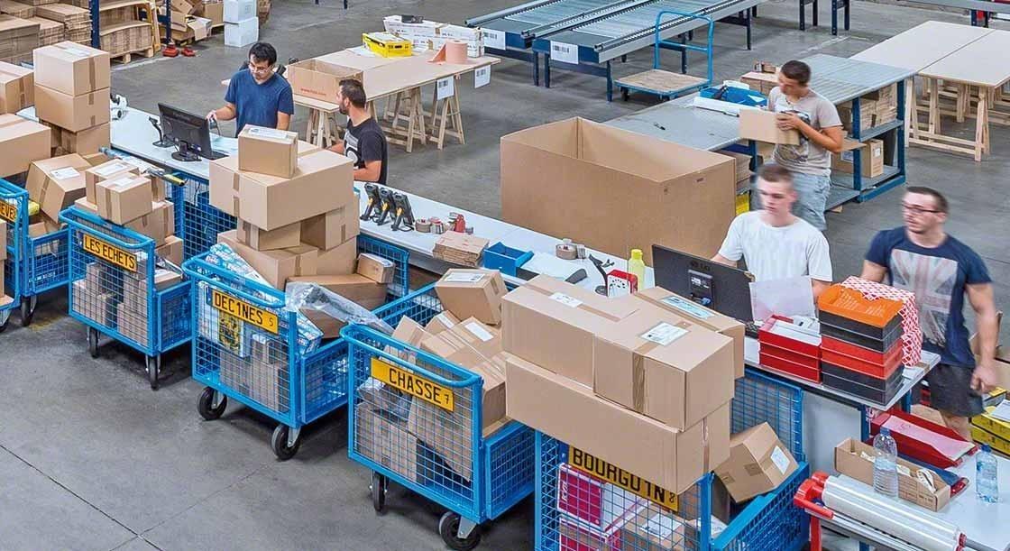 Treinar a força de trabalho é essencial para coordenar de forma bem-sucedida as operações logísticas