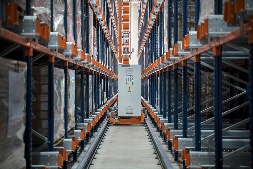 Gestão automática de 1,5 milhões de sacos de papel por dia