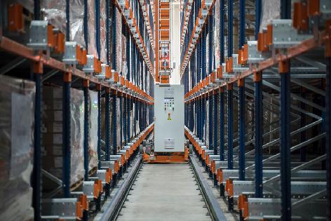 A Finieco, renovou a sua logística com a implementação de um novo armazém automático