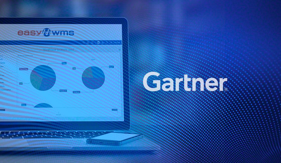 O Easy WMS da Mecalux no Gartner Magic Quadrant for Warehouse Management Systems